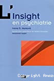 L'Insight en psychiatrie